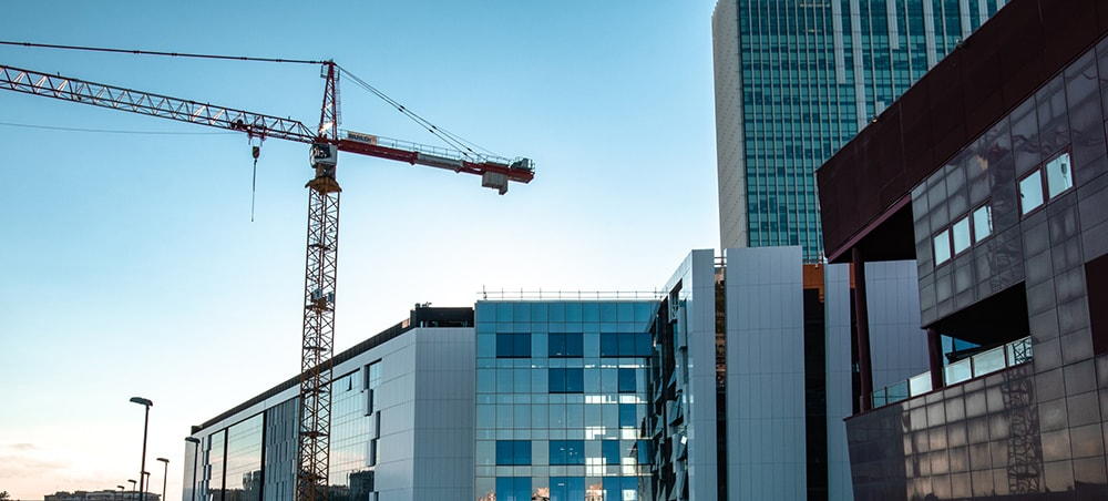 Commercial & Industrial Construction Services | Extreme Builders